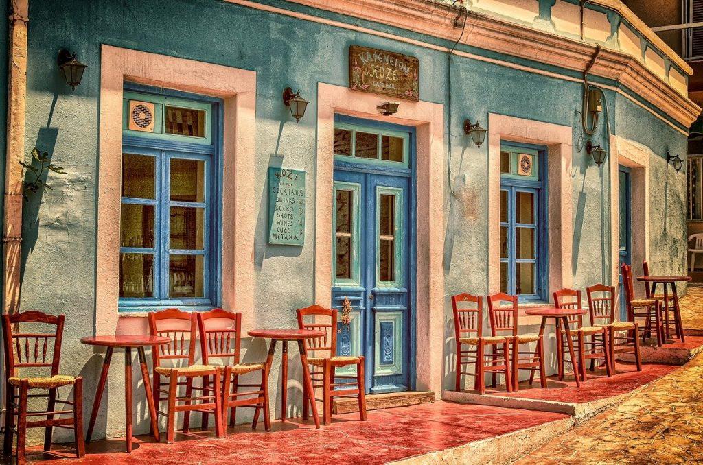 Cafetaria Sluis
