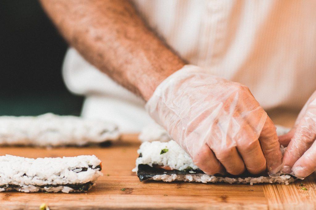 Sushi Hoogvliet